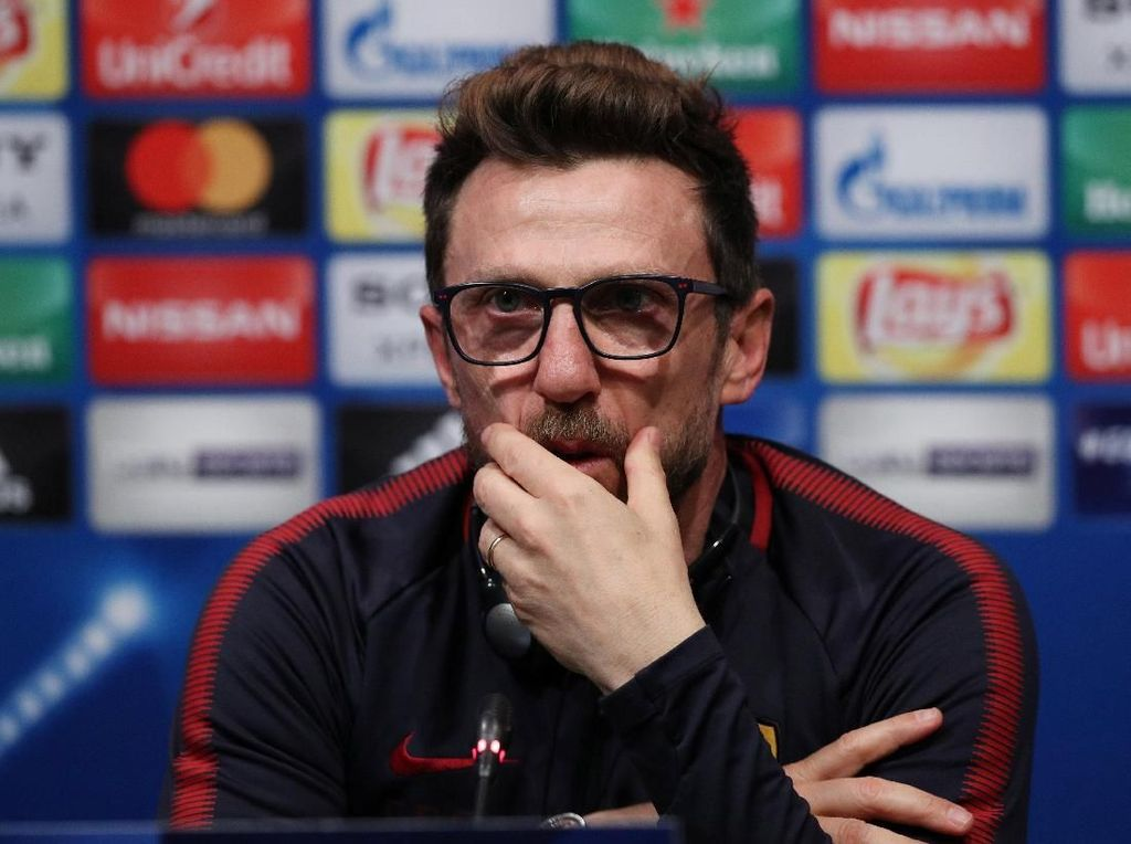 Insomnia Eusebio Di Francesco, Impian AS Roma