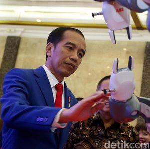 Jokowi Buka Indonesia Industrial Summit 2018