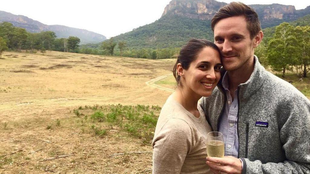 Pasangan Ini Bersumpah Kunjungi 7 Benua Sebelum Punya Anak
