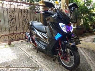 Yamaha Nmax ala Anak Bekasi