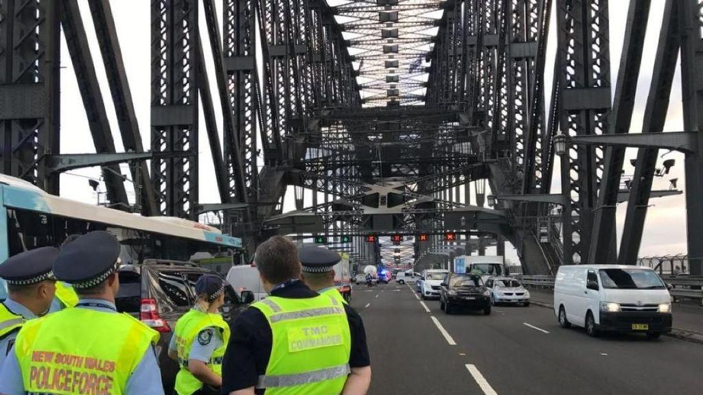 Kemacetan Lalu Lintas Sydney Berakhir Setelah Negosiasi Lima Jam