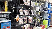 Ada Alat Barbeku Murah di Transmart Carrefour
