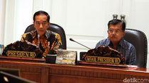 Jokowi Pimpin Ratas Bahas Persiapan Idul Fitri