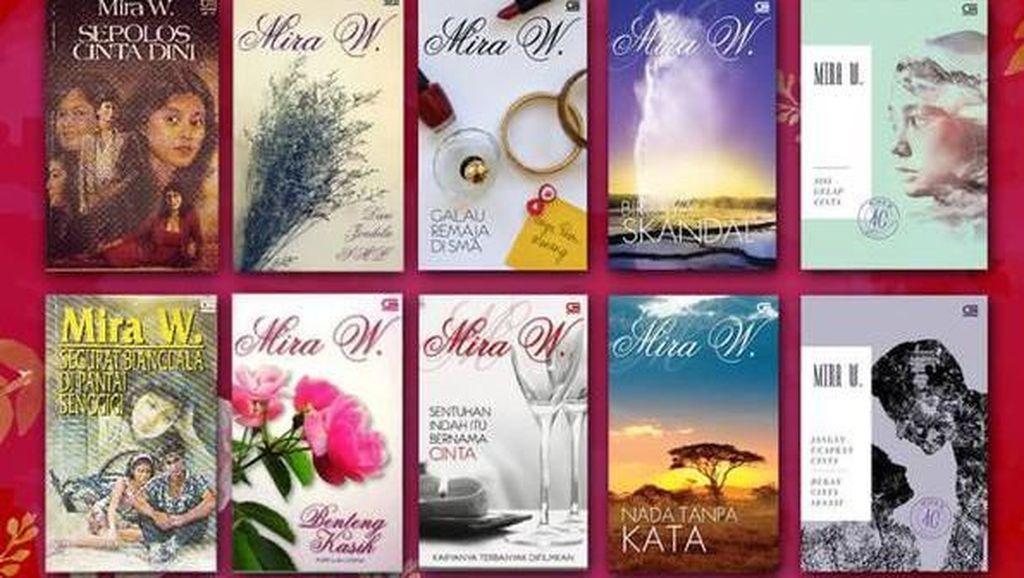 Sebelum Nonton Film Arini, Baca Dulu 3 Novel Terbaik Mira W