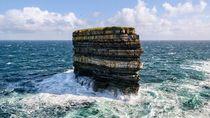 Fenomena Alam: Tembok di Atas Laut