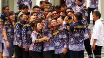 Jokowi: Revolusi Mental Bukan Jargon yang Harus Terus Diteriakkan
