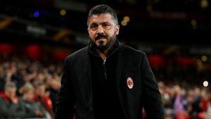 Gattuso: Milan Punya Masalah Mentalistas