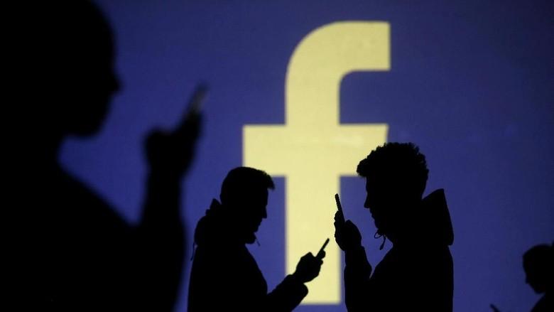 Polri Imbau Korban Data Facebook Bocor Melapor