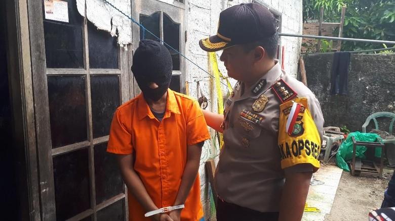 Polisi: Bahan Peledak di Perakitan Senpi Untuk Petasan Roket