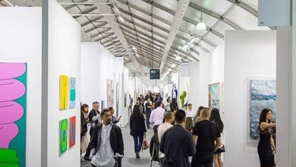 Art Central Hong Kong Sukses Jual-Beli Karya Lebih dari Rp 5 M