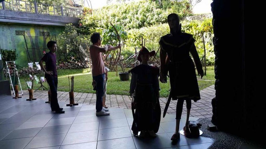 Ini Tempat Jadi Robin Hood di Bogor