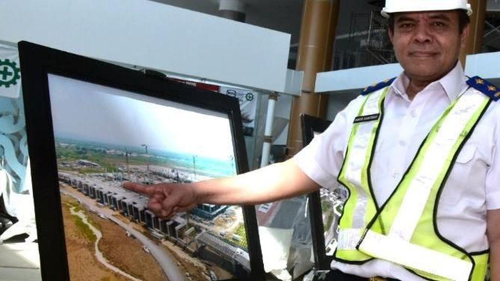 Pembenahan Terminal Kargo Bandara Haluoleo Libatkan Swasta