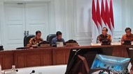 Jokowi Gelar Ratas Bahas Penurunan Stunting