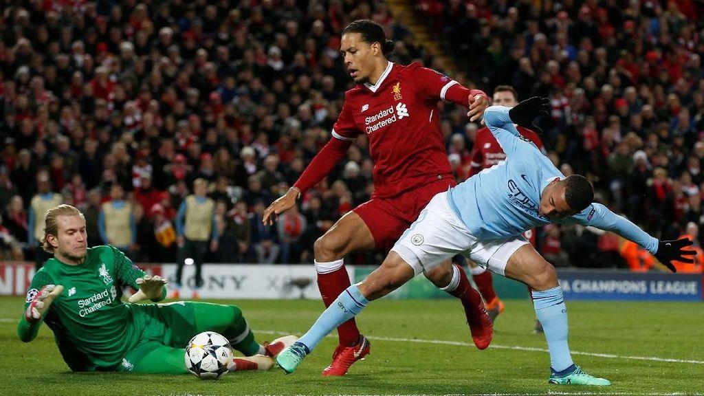 Liverpool Akan Tetap Tampil Menyerang di Etihad