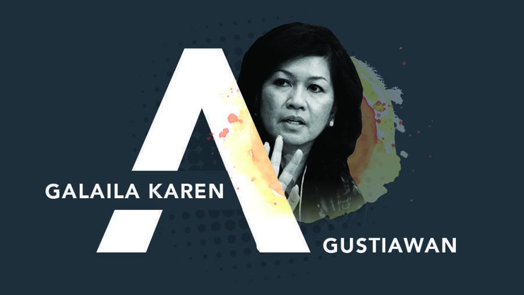 Prestasi dan Sangkaan Korupsi Karen Agustiawan