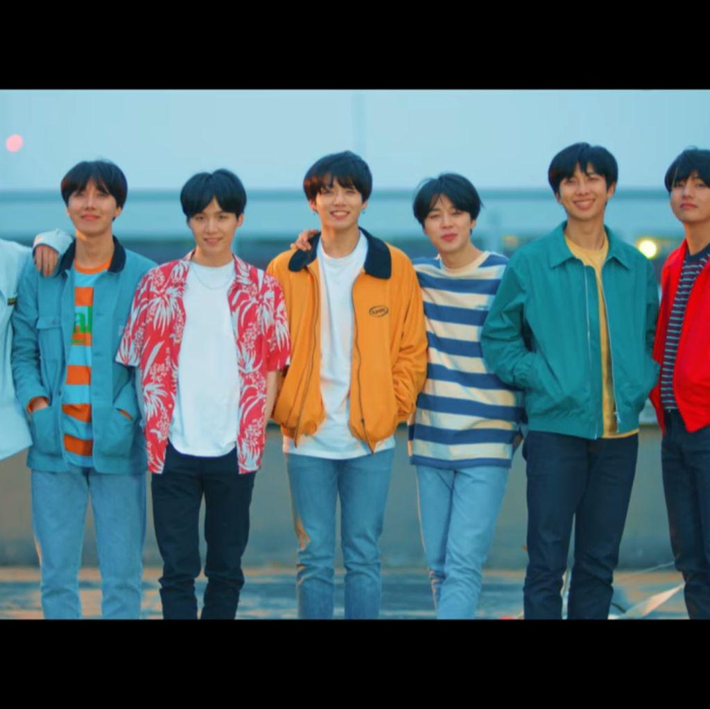 Daebak! BTS DNA MV Paling Banyak Ditonton Sepanjang Sejarah