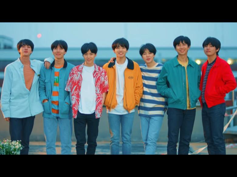 BTS Kembali Pecahkan Rekor Lewat Album Face Yourself