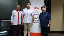 KOI Tunjuk Ketua ISSI DKI Jadi CdM Olimpiade Remaja