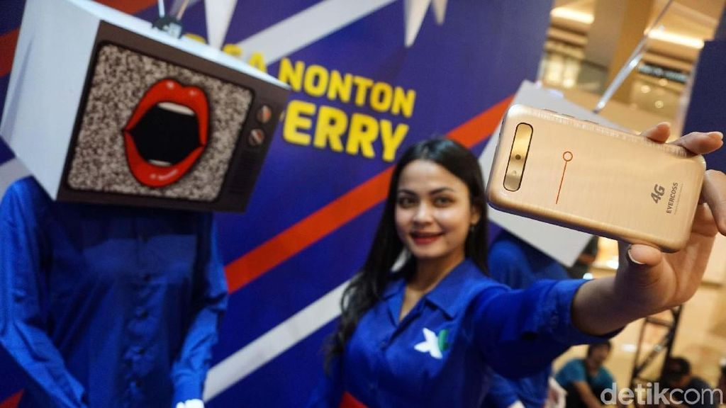 Xtream Phone, Ponsel 4G Murah untuk Video Streaming