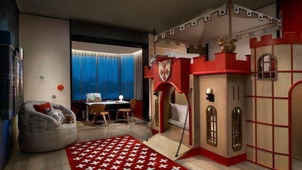 Foto: Kamar Suites Khusus Buat Anak, Semalam Rp 15 Jutaan