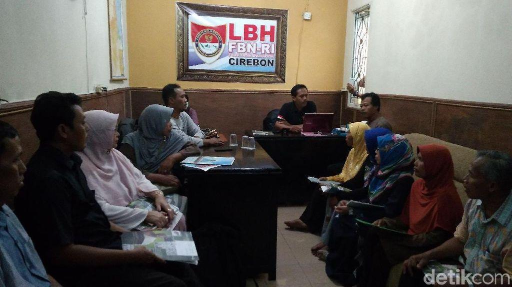 Terancam Gagal Naik Haji, Jemaah Global Insani Cirebon Ngadu ke LBH