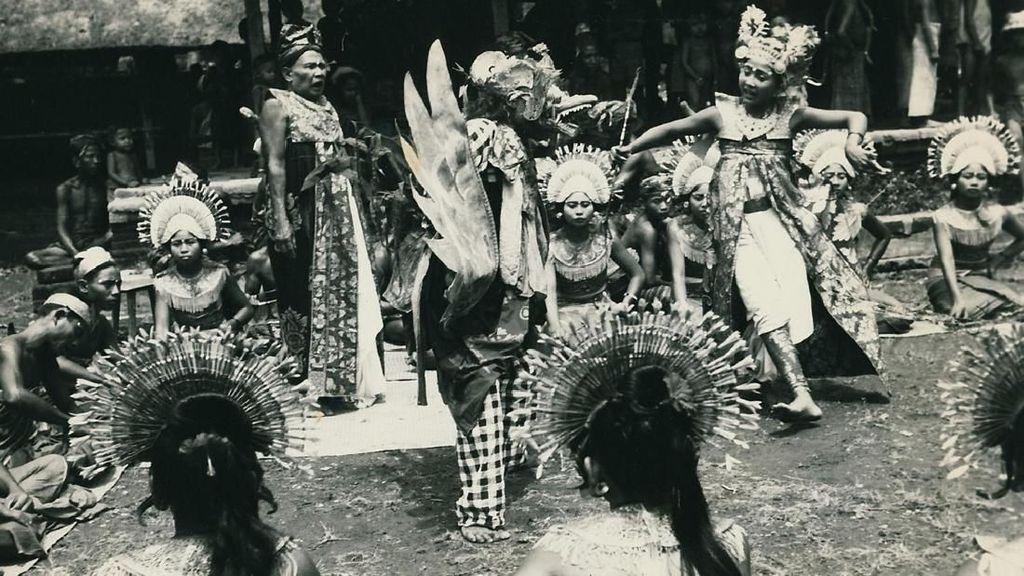 Peneliti Amerika Kumpulkan Rekaman Kesenian Bali Sebelum Perang Dunia II