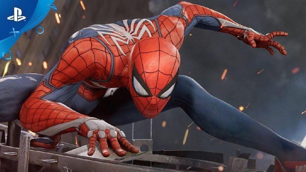 Catat! Ini Jadwal Rilis Game PS4 Spider-Man