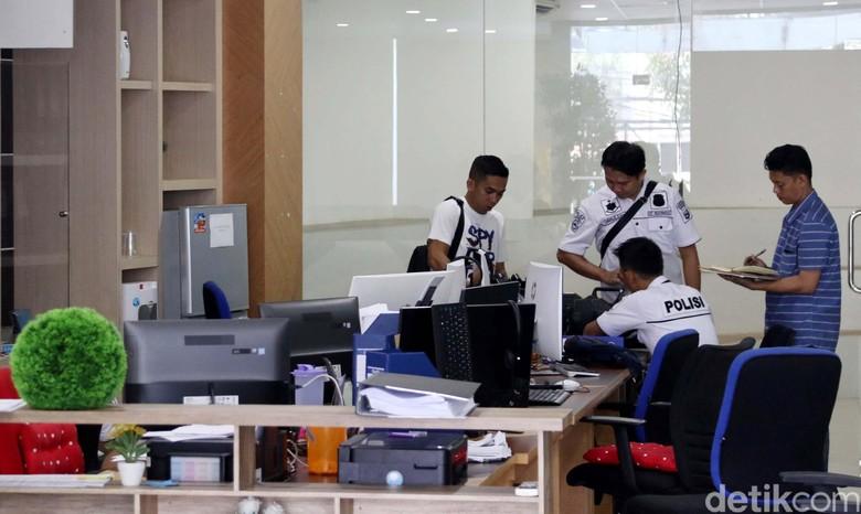 Polda Sulsel Sita Gedung AbuCorp, Kantor Abu Tours di Jakarta