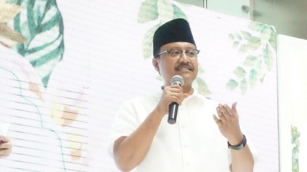 Setelah Risma, Giliran Gus Ipul Sambangi Sunsilk Hijab Hunt 2018 Surabaya