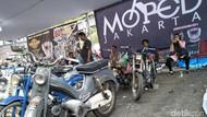 Naik Motor Pedal Harus Sabar, Kecepatannya Mentok di 60 km/jam