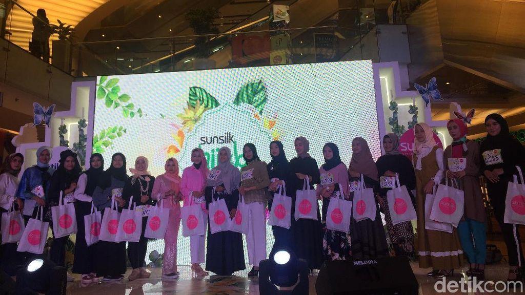 20 Hijabers Ini Lolos Audisi Sunsilk Hijab Hunt 2018 Surabaya Hari ke-1