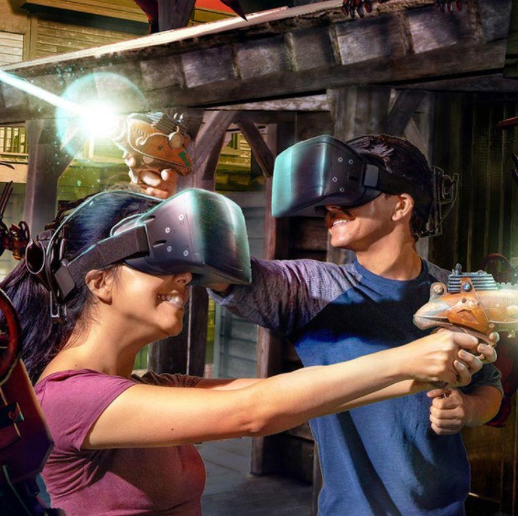 Game VR Buatan Anak Bangsa Bidik Pasar Internasional