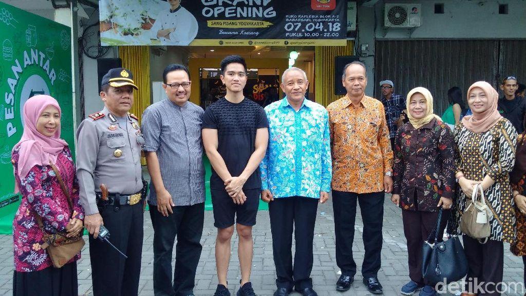 Monggo Mampir! Sang Pisang Kaesang Kini Bisa Dinikmati di Yogyakarta