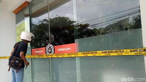 Penyitaan Kantor Abu Tours, dari Makassar hingga Jakarta
