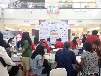 Cari Promo Tiket Pesawat? Yuk ke Mega Travel Fair Palembang