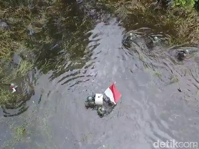 Foto Drone: Perbatasan Tak Terjamah Indonesia-Papua Nugini