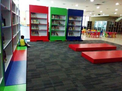 Weekend Bareng Buah Hati di Perpustakaan Umum Daerah DKI Jakarta