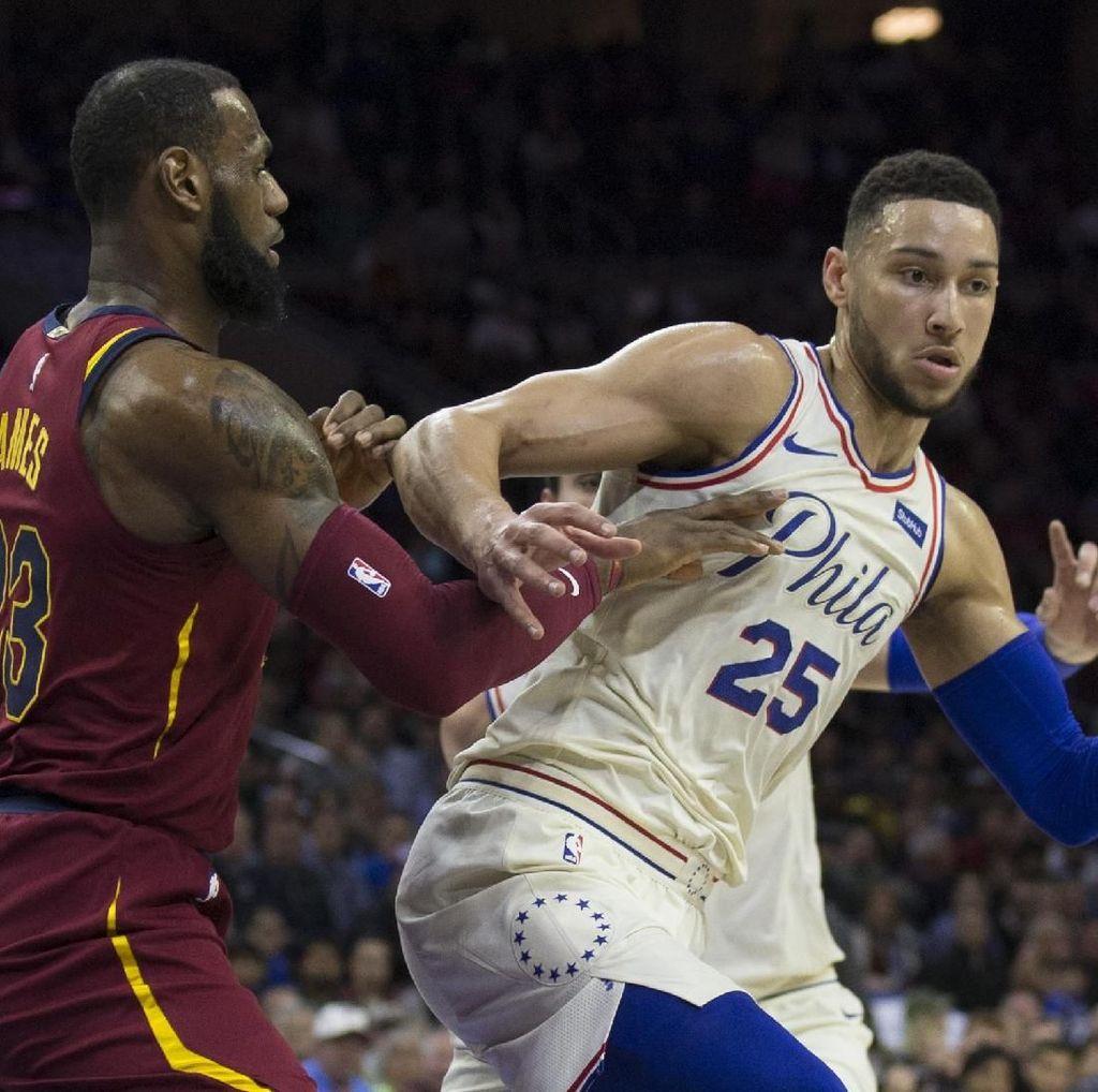 Cavaliers Gagal Comeback, Celtics Kembali ke Jalur Positif