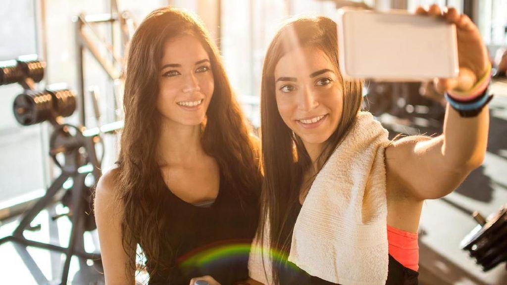 Suka Narsis Sehabis Zumba? Gym Ini Sediakan Ruang Khusus untuk Selfie