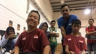 Harus Siaga 24 Jam, Pelatih dan Asisten Boccia: Bekerja Sembari Beribadah