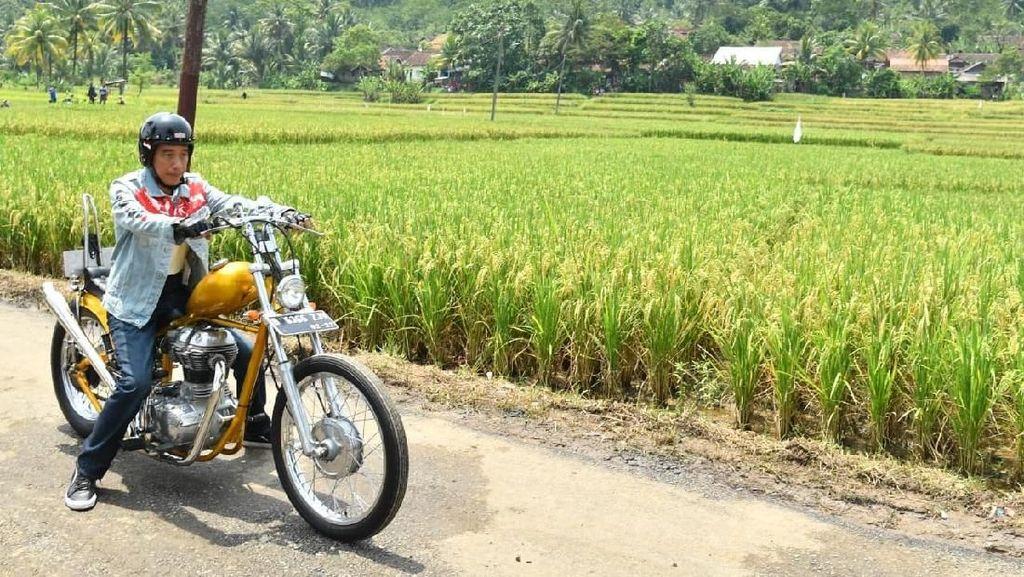 Ingin Touring Seperti Jokowi? Ini Rekomendasi Destinasinya