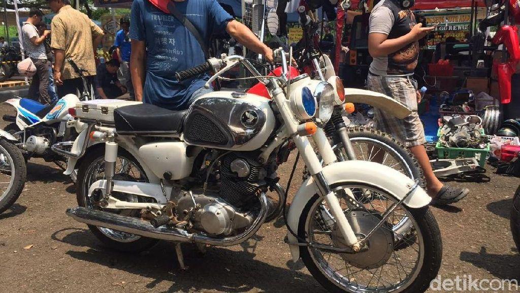 Motor Patwal Bung Karno Sudah Ditawar Rp 145 Juta!