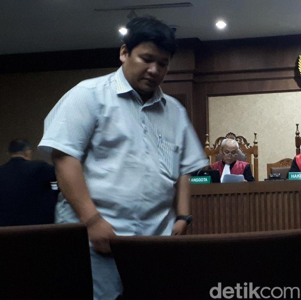 Hilman Cerita Detik-detik Tabrak Tiang Bareng Novanto