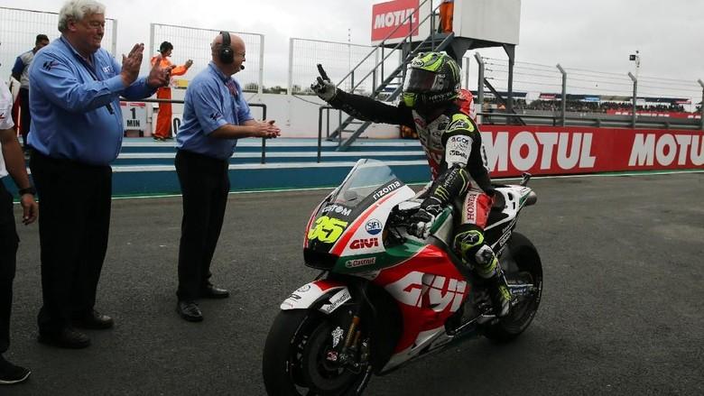Media Lebih Hebohkan Rossi vs Marquez, Pemenang Balapan Jadi Kesal