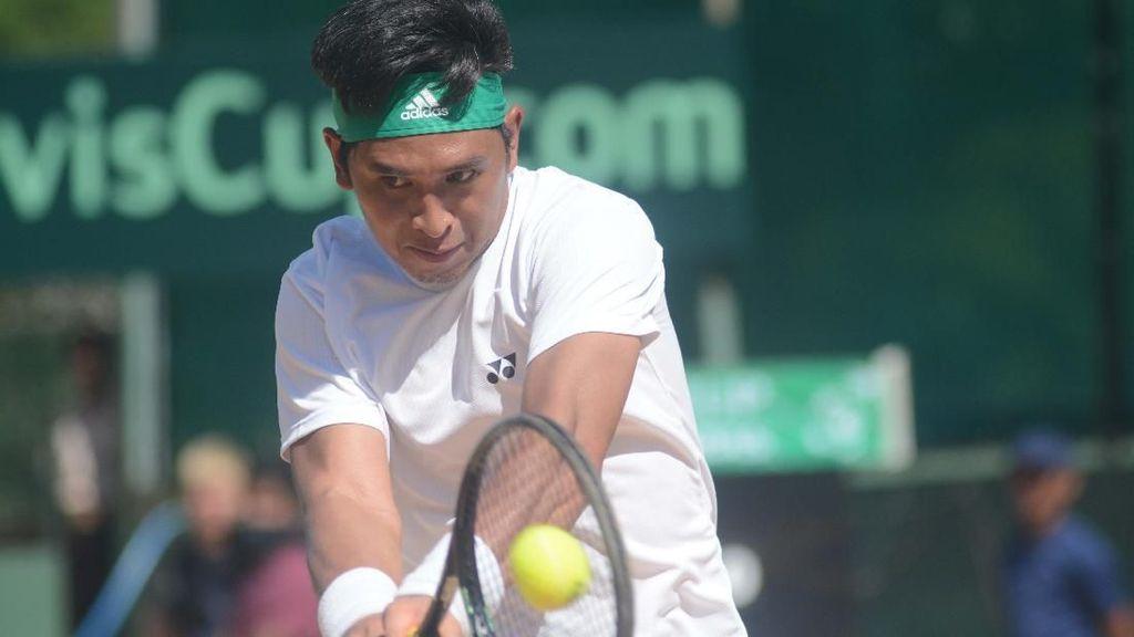 Agar Bermain Lebih Menyerang, Pelatnas Tenis Fokus Asah Mental dan Fisik