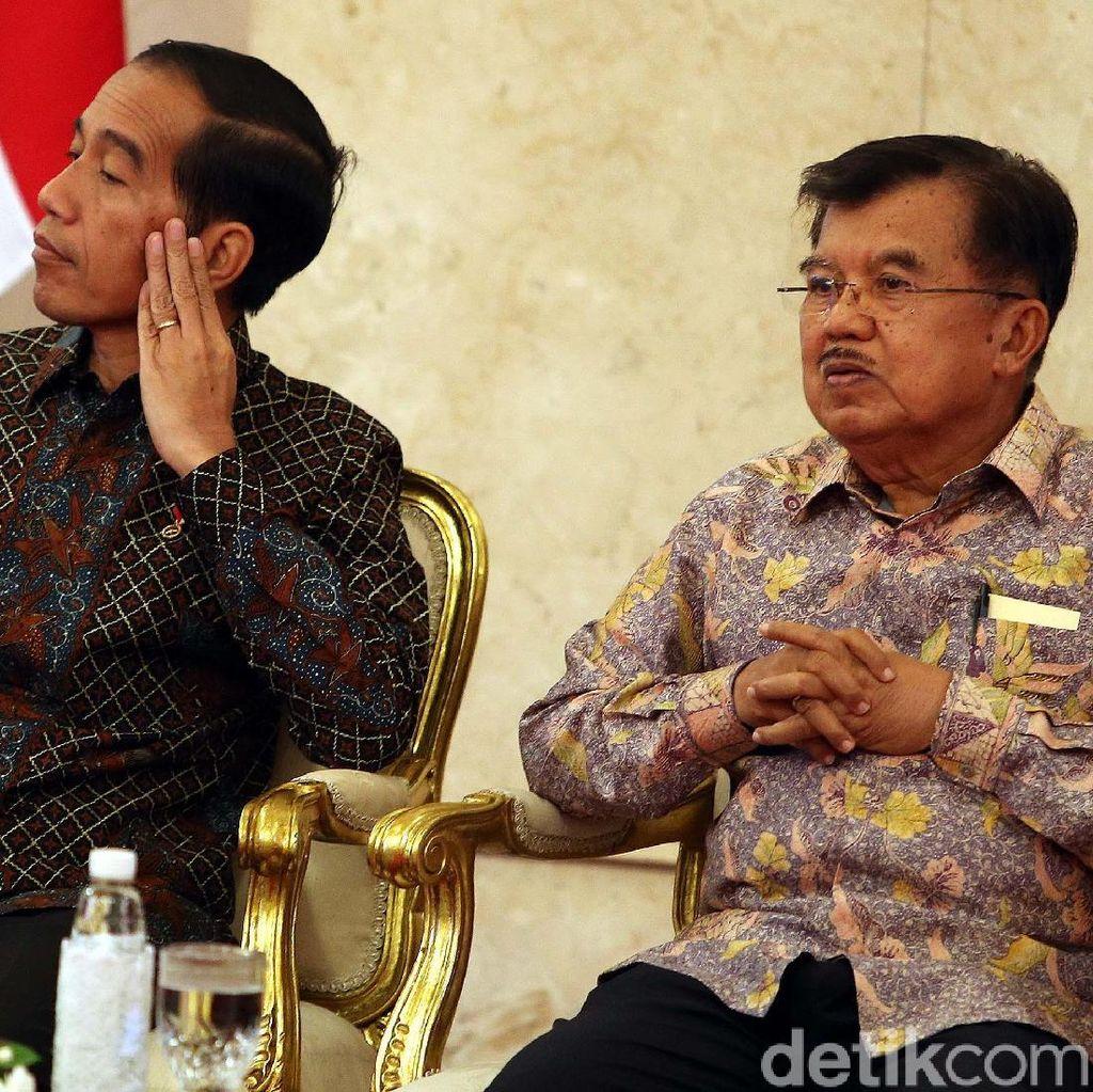 Jadi Cawapres Terkuat Jokowi versi Survei, JK: Saya Ingin Istirahat