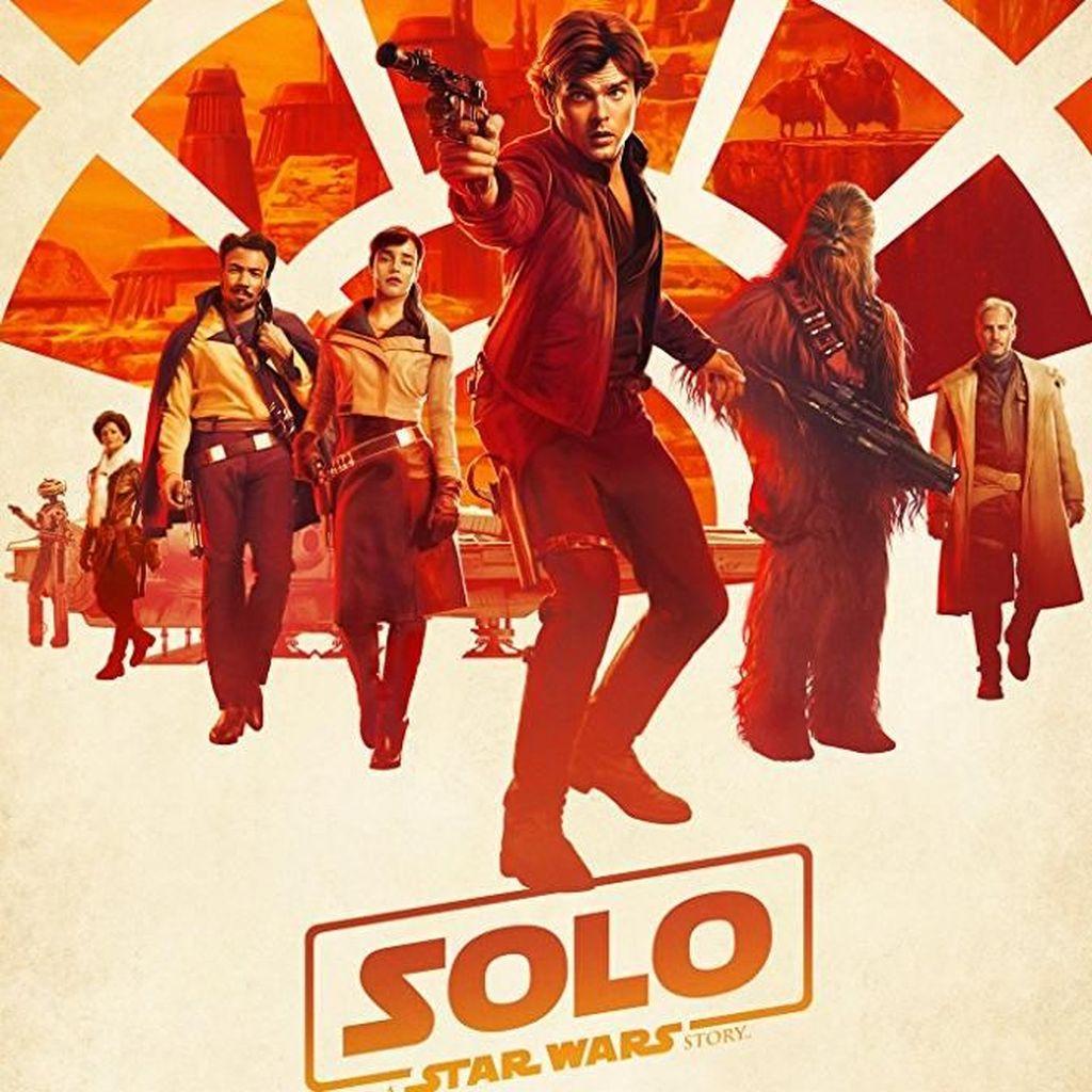 Solo: A Star Wars Story Rampung dan Siap Dirilis