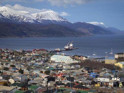 Kota Paling Selatan di Planet Bumi, Ini Fotonya
