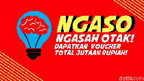 NGASO: Cek Hoax or Not, Kamu Bisa Raih Voucher Jutaan Rupiah!