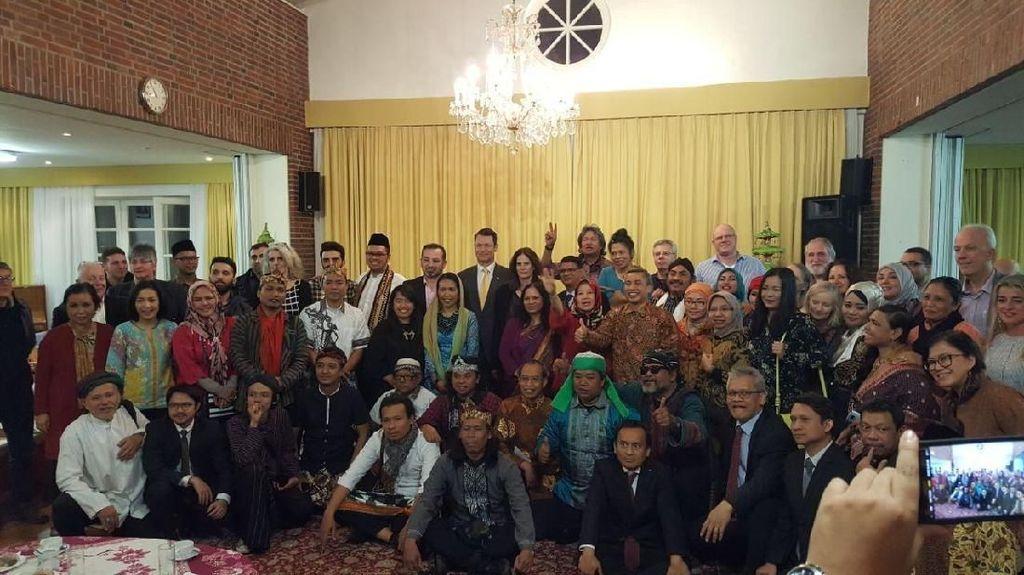 Promosi Wajah Islam dan Indonesia yang Damai di Eropa